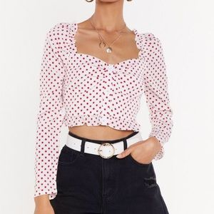 Nasty gal top